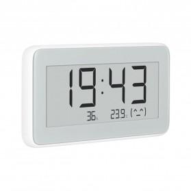 Xiaomi Mijia E-Ink Jam Meja Thermostat Thermometer Hygrometer Humidity Sensor Bluetooth - LYWSD02MMC - White - 4