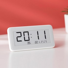 Xiaomi Mijia E-Ink Jam Meja Thermostat Thermometer Hygrometer Humidity Sensor Bluetooth - LYWSD02MMC - White - 5