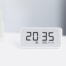Xiaomi Mijia E-Ink Jam Meja Thermostat Thermometer Hygrometer Humidity Sensor Bluetooth - LYWSD02MMC - White - 6