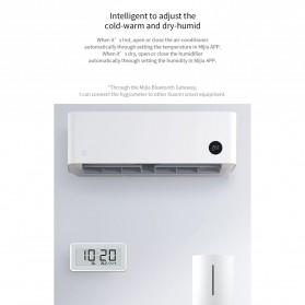 Xiaomi Mijia E-Ink Jam Meja Thermostat Thermometer Hygrometer Humidity Sensor Bluetooth - LYWSD02MMC - White - 7