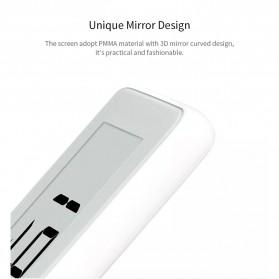 Xiaomi Mijia E-Ink Jam Meja Thermostat Thermometer Hygrometer Humidity Sensor Bluetooth - LYWSD02MMC - White - 8