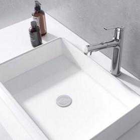 Xiaomi Dabai Keran Air Bathroom Basin Sink Kitchen Shower 2 Spray Mode - DXMP002 - Silver - 2