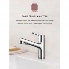 Xiaomi Dabai Keran Air Bathroom Basin Sink Kitchen Shower 2 Spray Mode - DXMP002 - Silver - 6