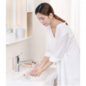 Xiaomi Dabai Keran Air Bathroom Basin Sink Kitchen Shower 2 Spray Mode - DXMP002 - Silver - 7