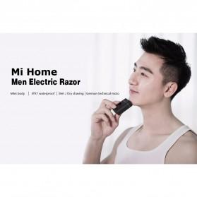 Xiaomi Mijia Zhibai Electric Shaver Alat Cukur 2 Head Rechargeable - SL2 - Black - 2