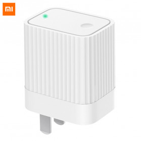 Xiaomi Mijia Qingping Multifunctional Gateway Bluetooth + WiFi - CGSPR1 - White