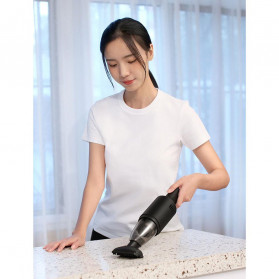 Xiaomi Shunzao Penyedot Debu Handheld Wireless Vacuum Cleaner Standard Edition - Z1 - White - 7
