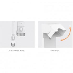 Xiaomi Mijia Penyedot Debu Handheld Wireless Vacuum Cleaner - 1C - White - 8