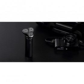 Xiaomi Mijia Electric Shaver Alat Cukur Elektrik 3 Head - S500 - Black - 5