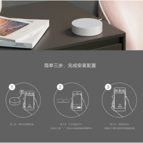 Xiaomi Mijia Zigbee Smart Home Multi-Mode Gateway 3 - ZNDMWG03LM - White - 9