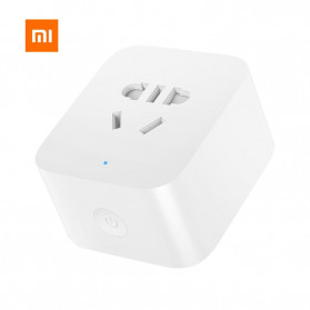 Xiaomi Mijia Smart Socket Stop Kontak Bluetooth Gateway Version with Dual USB Port - ZNCZ06CM - White - 5