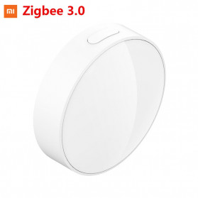 Xiaomi Mijia Zigbee 3.0 Smart Light Sensor Multi-Mode Gateway - GZCGQ01LM - White