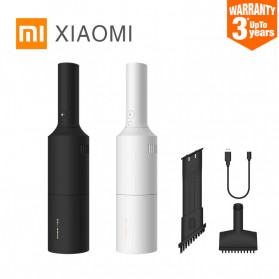 Xiaomi Shunzao Penyedot Debu Handheld Wireless Vacuum Cleaner Large Suction Edition - Z1 Pro - Black - 5
