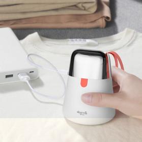 Xiaomi Deerma Fuzz Trimmer Portable Lint Remover Penghilang Bulu Serat Kain - DEM-MQ600 - White - 4