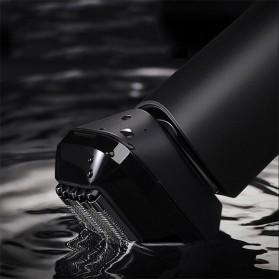 Xiaomi Mijia Electric Shaver Alat Cukur Elektrik Reciprocating 5 Razor Cutter - MSW501 - Black - 4