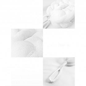 Xiaomi Qualitell Sponge Mandi Shower Cleaning Bath Strip - White - 7
