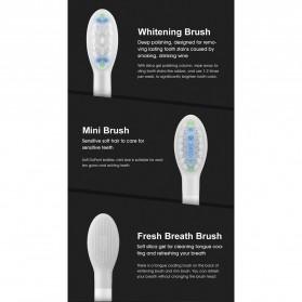 Xiaomi SOOCAS X3U Sonic Sikat Gigi Elektrik Toothbrush - Black - 11