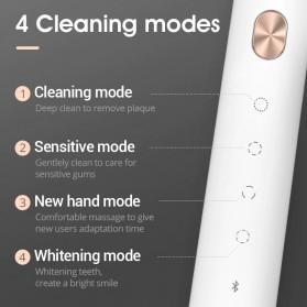 Xiaomi SOOCAS X3U Sonic Sikat Gigi Elektrik Toothbrush - Black - 3