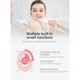 Xiaomi SOOCAS X3U Sonic Sikat Gigi Elektrik Toothbrush - Black - 9