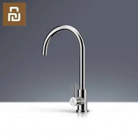Xiaomi VIOMI Keran Air Panas Dingin Stainless Steel Lead-free Faucet - C-003YM - Silver