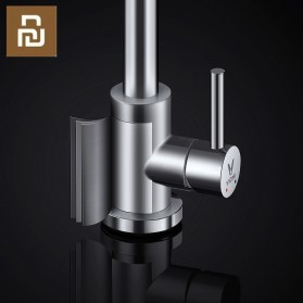 Xiaomi VIOMI Keran Air Panas Dingin Stainless Steel Lead-free Faucet - C-003YM - Silver - 3