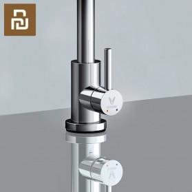 Xiaomi VIOMI Keran Air Panas Dingin Stainless Steel Lead-free Faucet - C-003YM - Silver - 4