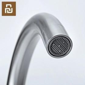 Xiaomi VIOMI Keran Air Panas Dingin Stainless Steel Lead-free Faucet - C-003YM - Silver - 5
