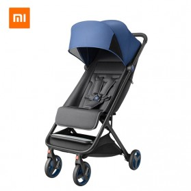 Xiaomi Mitu Kereta Dorong Bayi Baby Stroller Waterproof -  PG06 - Blue