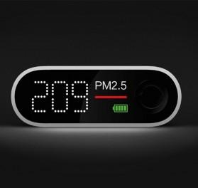 Xiaomi SmartMi Portable PM2.5 Detector Mini Air Quality Tester - KLWJCY01ZM - White - 2