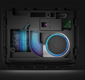 Xiaomi SmartMi Portable PM2.5 Detector Mini Air Quality Tester - KLWJCY01ZM - White - 3