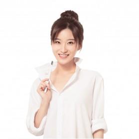 Xiaomi DR.BEI Doctor B Sikat Gigi Toothbrush with Travel Box 4 PCS - White - 7