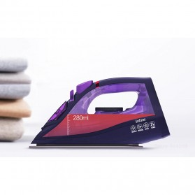 Xiaomi Mijia Lofans Cordless Steam Iron Setrika Uap 2000W - YD-012V - Purple - 11