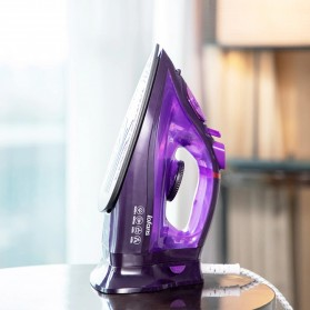 Xiaomi Mijia Lofans Cordless Steam Iron Setrika Uap 2000W - YD-012V - Purple - 3