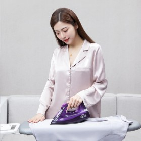 Xiaomi Mijia Lofans Cordless Steam Iron Setrika Uap 2000W - YD-012V - Purple - 5