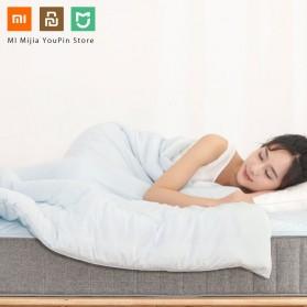 Xiaomi Mijia 8H Selimut Bed Cover Anti Bakteri Breathable Bedding Quilt 180x200cm- L1 - Gray - 4