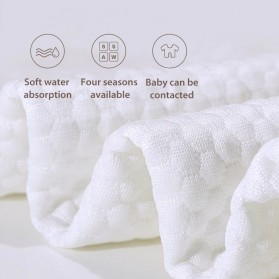 Xiaomi 8H Butterfly Memory Foam Pillow Bantal Tidur Pillow Cotton - H2 - White - 3