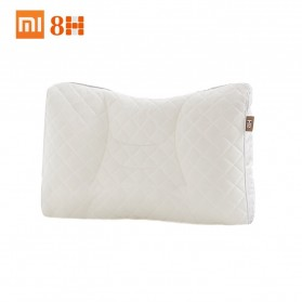 Xiaomi 8H Bantal Tidur Sleeping Pillow Relieve Shoulder and Neck - RG1 - White - 1