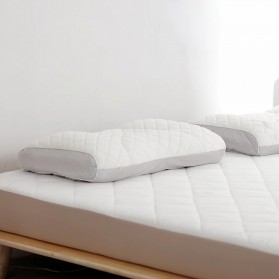 Xiaomi 8H Bantal Tidur Sleeping Pillow Relieve Shoulder and Neck - RG1 - White - 5