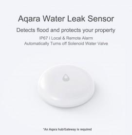 Xiaomi Aqara Water Sensor Flood Leak Alarm Detector for Xiaomi Multifunctional Gateway - SJCGQ11LM - White - 6