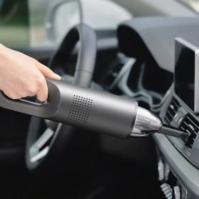 Xiaomi 70mai Penyedot Debu Car Vacuum Cleaner Wireless Handheld Portable 5000pa - PV01 - Black - 4