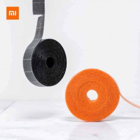 Xiaomi Youpin Bcase Rip Velcro Cable Management 1 Meter x 1 cm - DSHJ-B-B1901 - Black