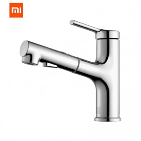 Xiaomi Dabai Keran Air Bathroom Basin Sink Kitchen Shower 2 Spray Mode - DXMP001 - Silver