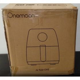 Onemoon Air Fryer Mesin Penggoreng Udara Tanpa Minyak 3.5L - OA5 - White - 9