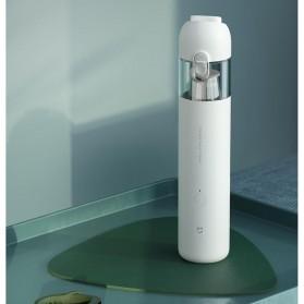 Xiaomi Mijia Penyedot Debu Handheld Wireless Vacuum Cleaner 120W - SSXCQ01XY - White