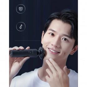 ShowSee Alat Cukur Elektrik Electric Shaver 3 Head Rechargeable - F1-BK - Black - 7