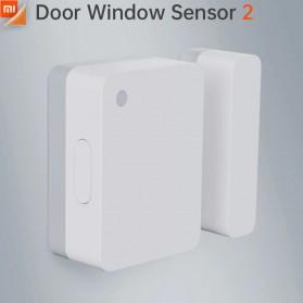 Xiaomi Door Window Sensor 2 Smart Alarm Pintu dan Jendela Rumah - MCCGQ02HL - White