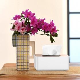Orico Kotak Tisu Multifungsi dengan Storage Box - TMB-16 - White - 3