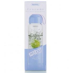 Remax Mira Botol Minum Kaca 300ml - RT-CUP28 - Pink - 4