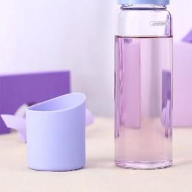 Remax Mira Botol Minum Kaca 300ml - RT-CUP28 - Blue - 3