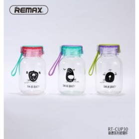 Remax Botol Minum Be Quiet Pattern 250ML - RT-CUP30 - Green - 2